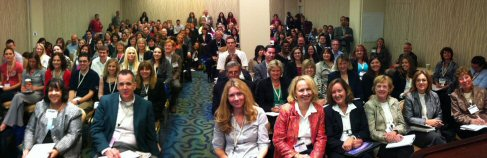 PRSA International Conference Audience