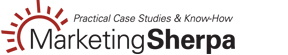 Marketing Sherpa – Social Media Case Study