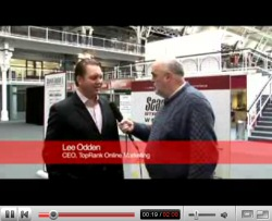 TopRank CEO Interviewed at SES London