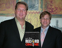 On The Record Online Interview with Lee Odden at PRSA International