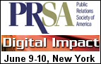 PRSA Digital Impact Conference NYC