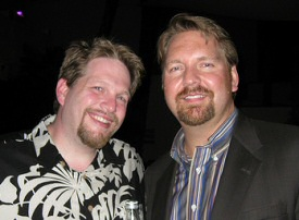 Lee Odden & Chris Brogan