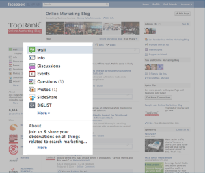 Tabs for Facebook