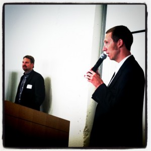 TopRank CEO Lee Odden at Minnesota Blogger Conference