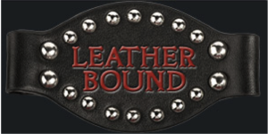 Leather Bound Online Systems Logo