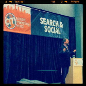 Social Media Rockstar Event – Lee Odden Speaking on Integrated Online Marketing