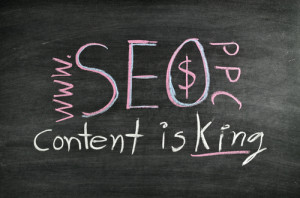 SEO: Content is King