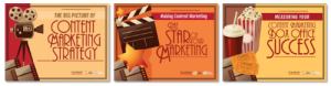 Content Marketing Triple Feature