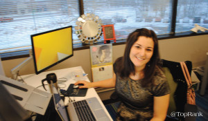 TopRank Marketing Team Spotlight: Interview with Account Manager Leila De La Fuente