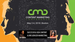 Where To Start With Influencer Marketing? Get Key Insights From Lee Odden At CMC 2018