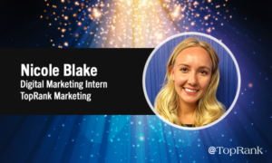 TopRank Marketing Intern Spotlight on Nicole Blake