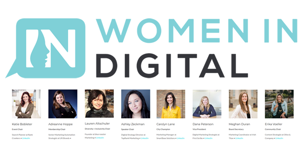Women In Digital Board