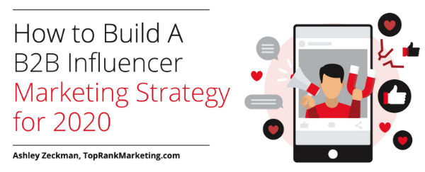 B2B influencer marketing strategy