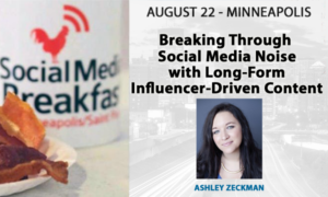 Social Media Breakfast Minneapolis Case Studies