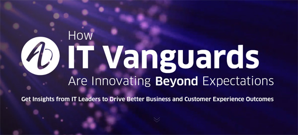 TopRank Marketing and Alcatel-Lucent Enterprise's IT Vanguard Awards Campaign