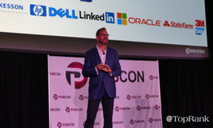 TopRank Marketing CEO Lee Odden Speaking