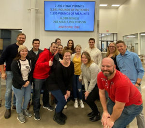 TopRank Marketing Second Harvest Heartland Group Image