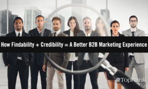 Credibility Findability Image