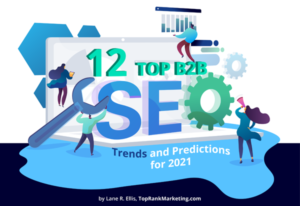 12 SEO Trends For 2021 Header Image