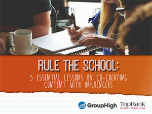 Group High eBook Rule The School