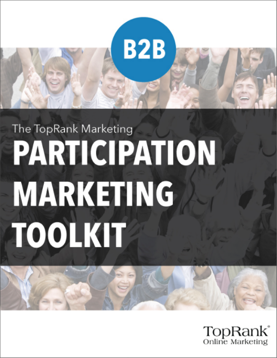 Participation Marketing Cover