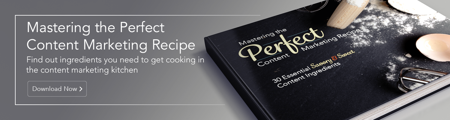 Content Marketing Recipe