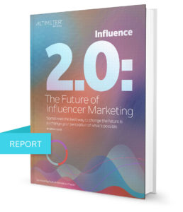influence 2.0 report